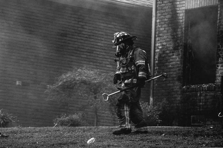 Feuerwehrleute sollten Resilienz zeigen